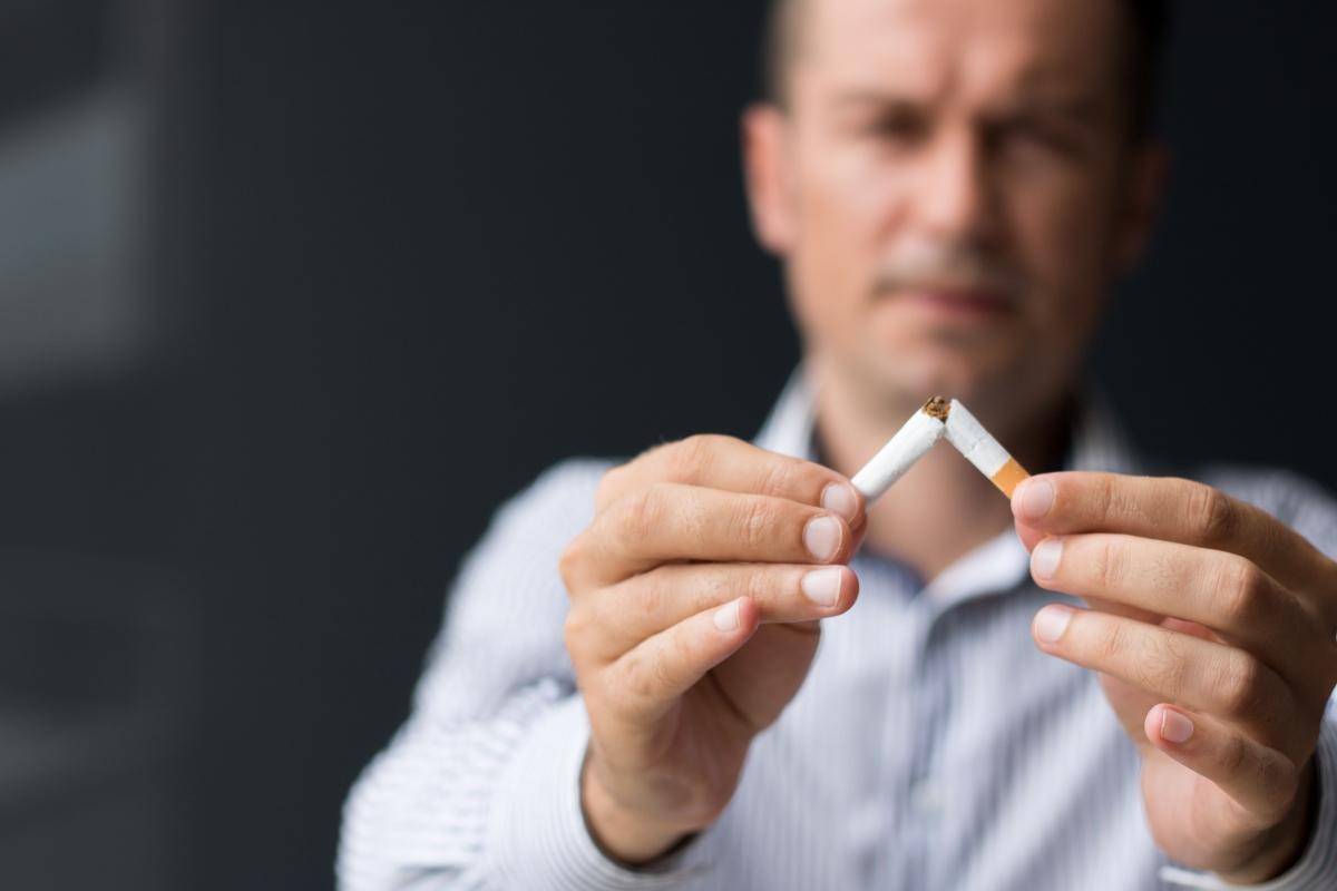 enfisema polmonare: prevenzione