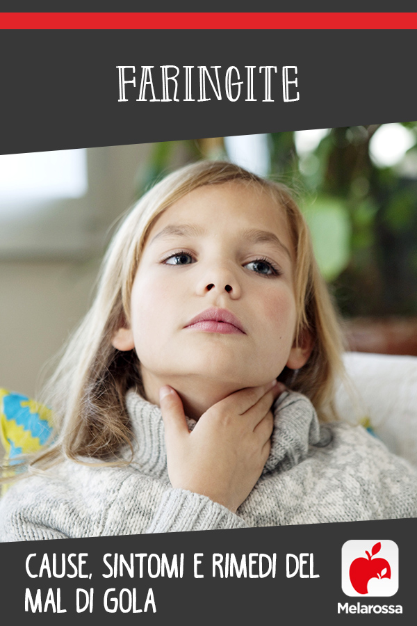 faringite: cos'è, sintomi e cause e cure
