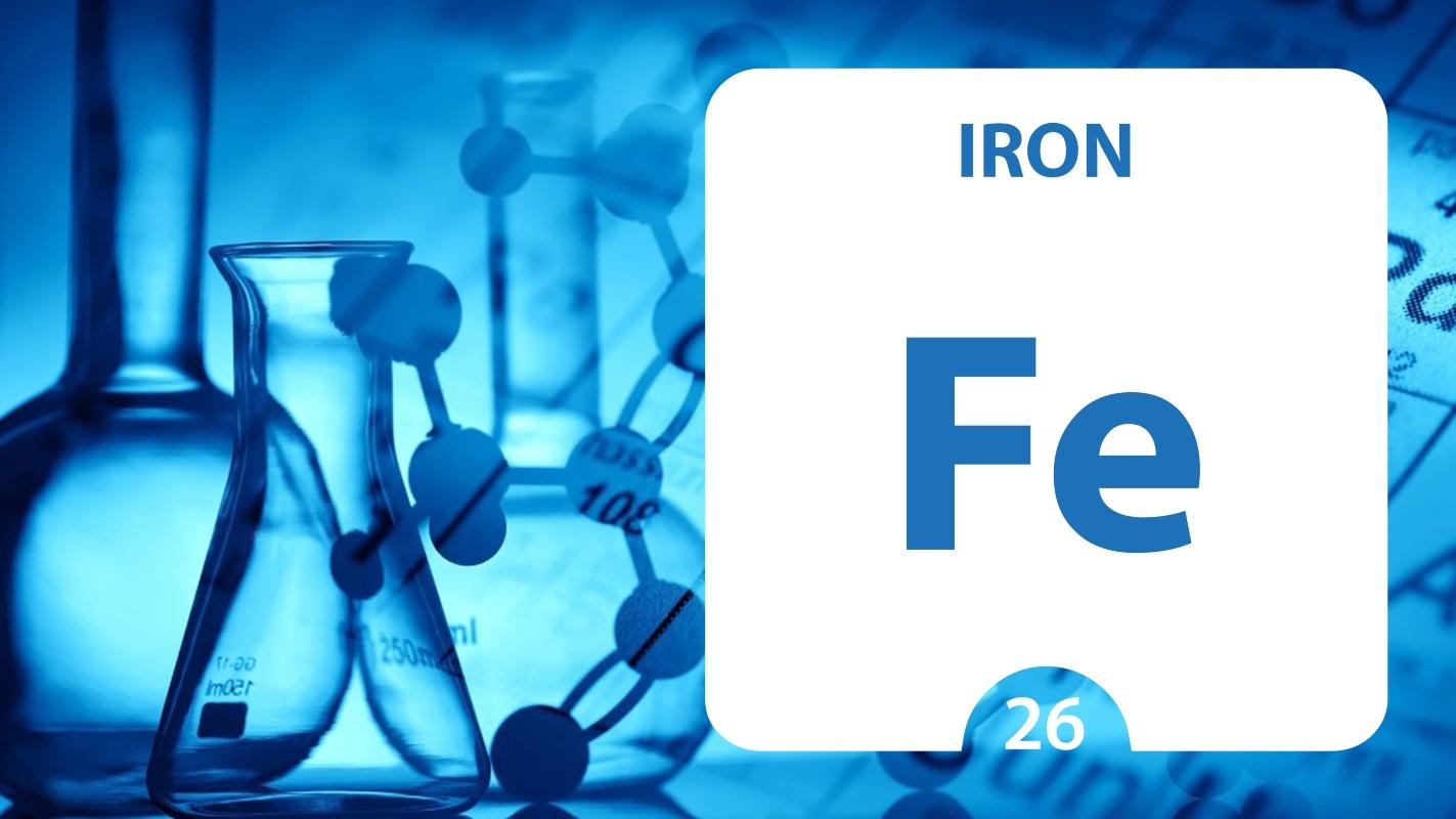ferro chimica