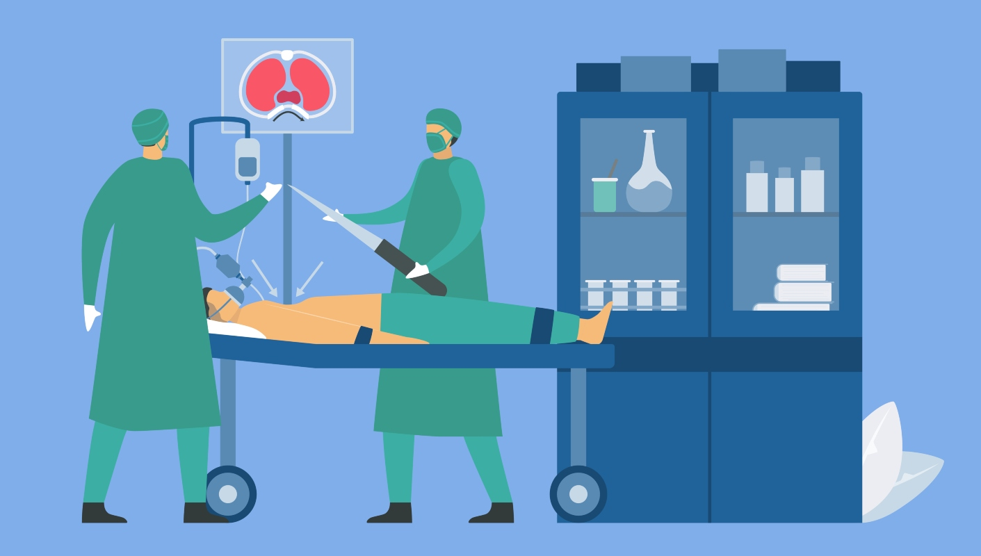 fibrosi polmonare: complicanze