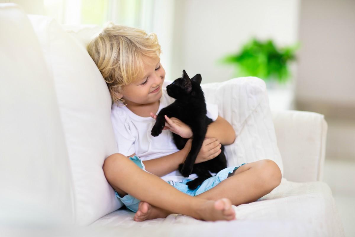 gatti-e-bambini