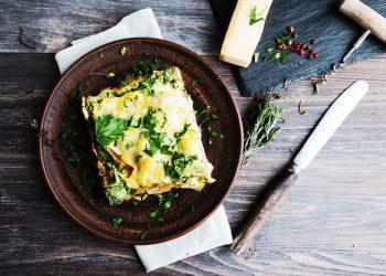 lasagne vegetariane: ricetta tradizionale leggera