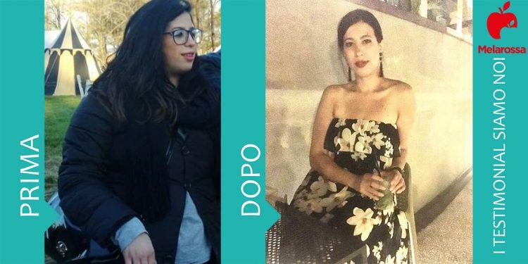 dieta Melarossa Lucia 40 kg