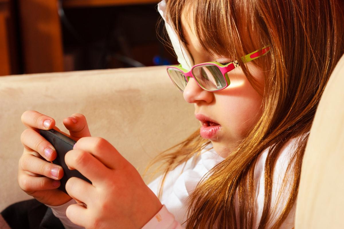 miopia: sintomi bambini