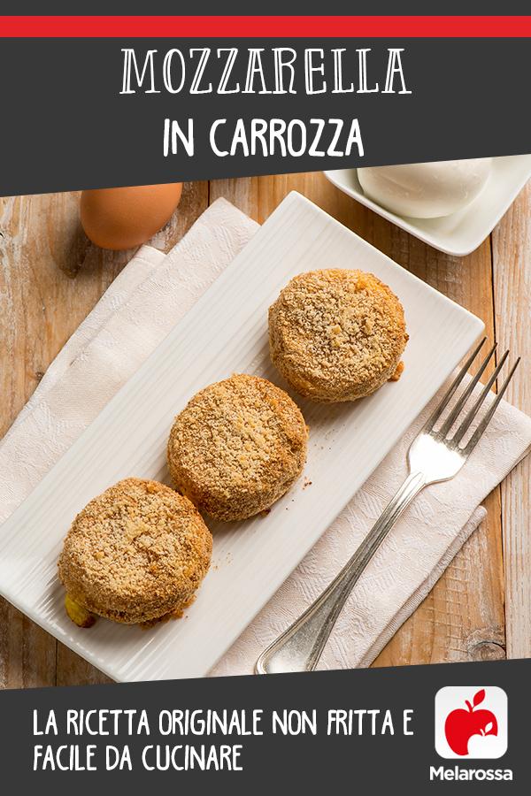 Mozzarella in carrozza: pinterest