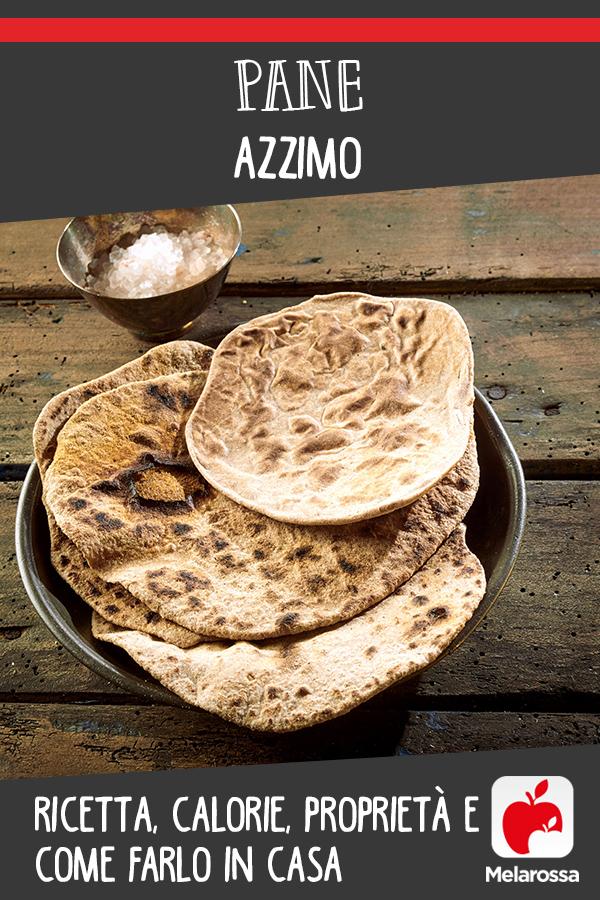 pane azzimo: pinterest