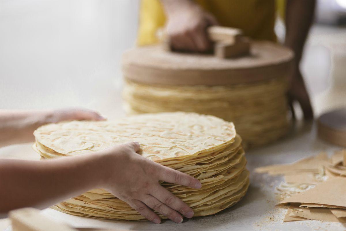 Pane carasau: come si mangia