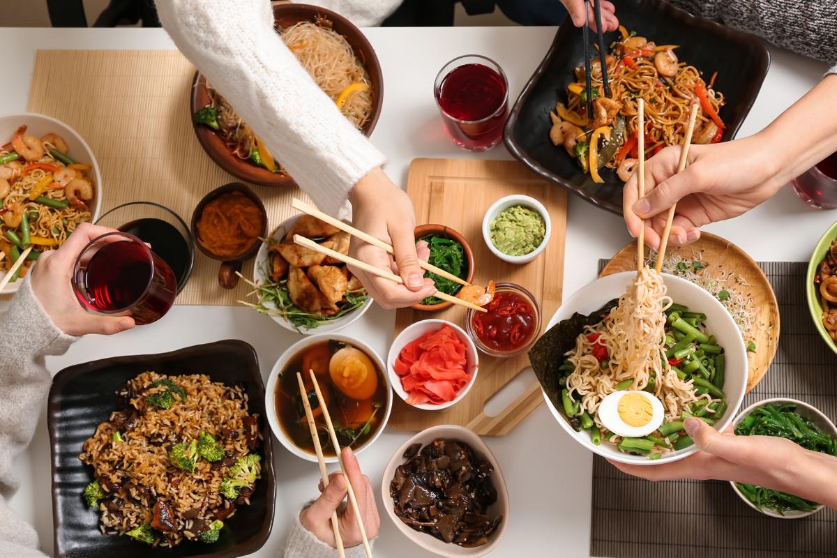 Piatti etnici: quali sono i più salutari?