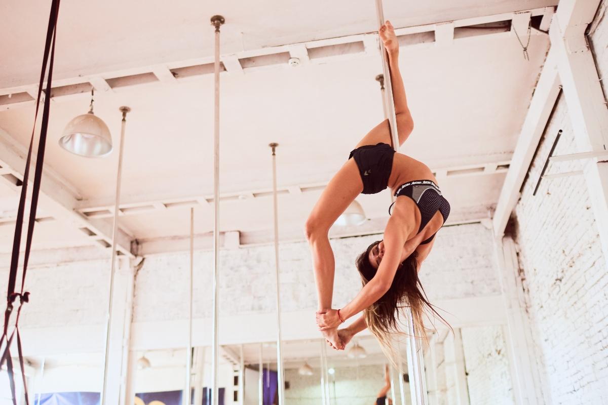 pole dance: come vestirsi