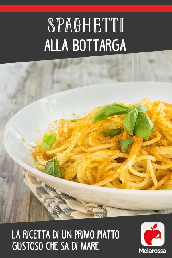 Spaghetti alla bottarga: pinterest
