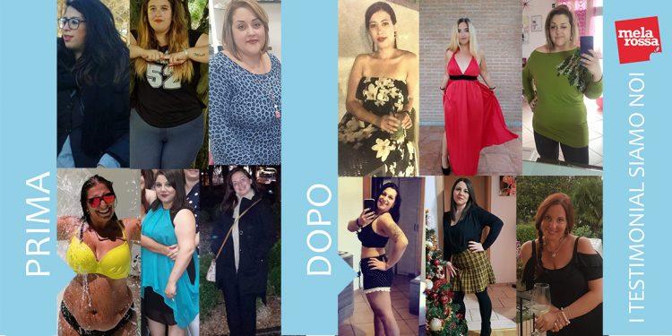 testimonial della dieta melarossa: storie di successo