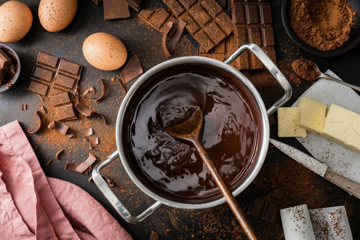 Torta al cioccolato: ricetta