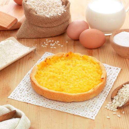 torta di riso bolognese ricetta