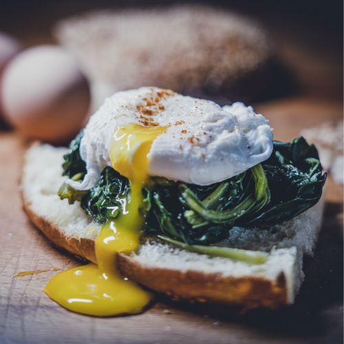 Uovo in camicia: ricetta