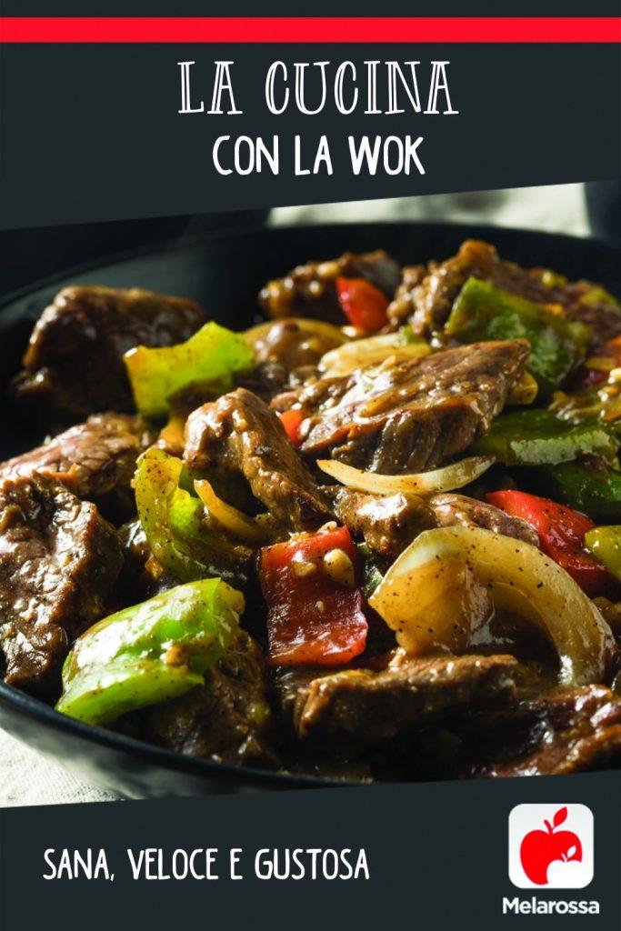 La cucina con la wow: sana, veloce e gustosa