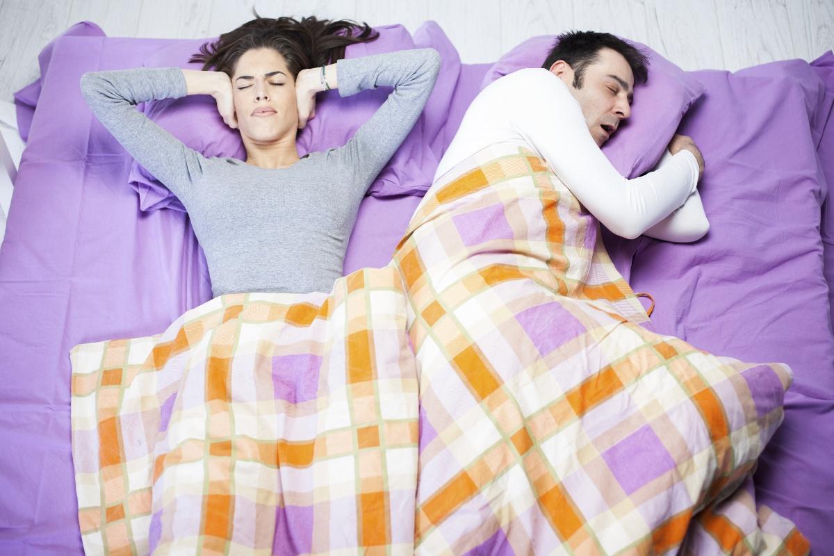 apnea notturna: cause
