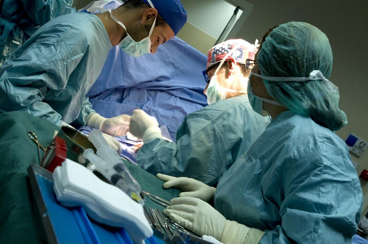 appendicite: intervento chirurgico
