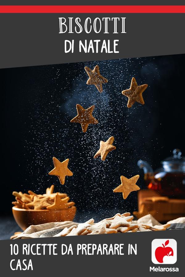 biscotti di Natale: ricette da preparare in casa