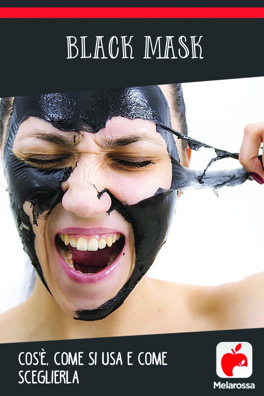 black mask: cos'è, come si usa e come sceglierla