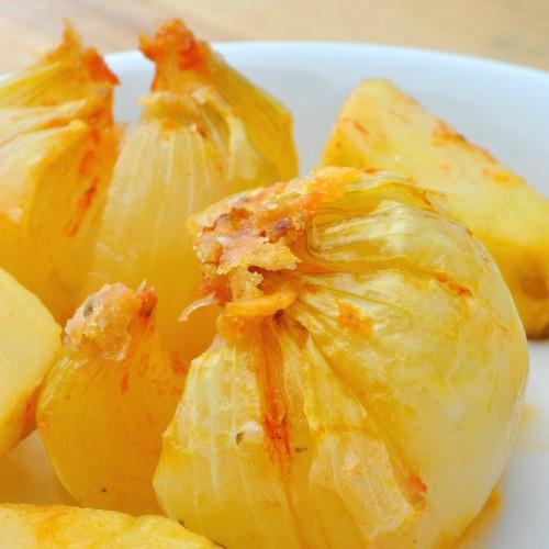 Cipolle al forno: ricetta