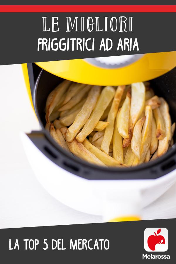 migliori friggitrici ad aria: Pinterest