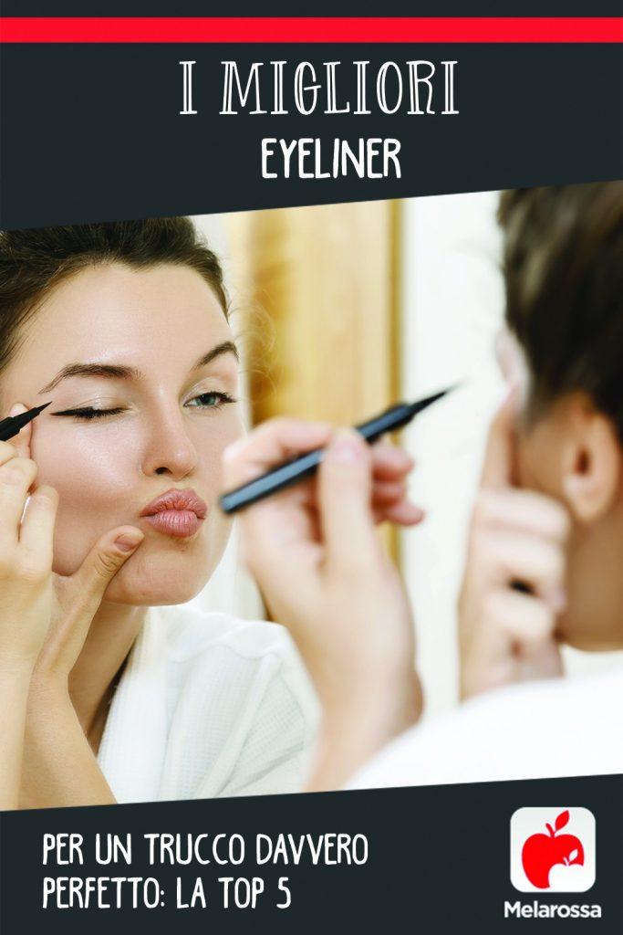 i migliori eyeliner : la guida all'acquisto