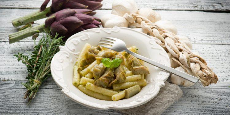 pasta con i carciofi: un primo piatto salutare