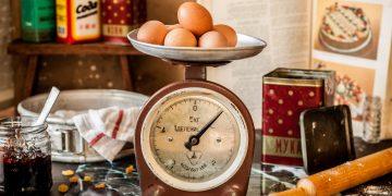 peso del cibo crudo e cotto: le differenze