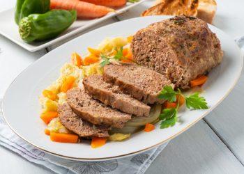 polpettone: ricetta e i consigli dello chef