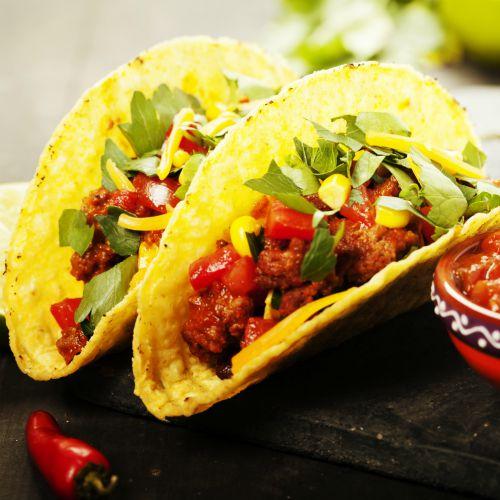 Tacos: ricetta