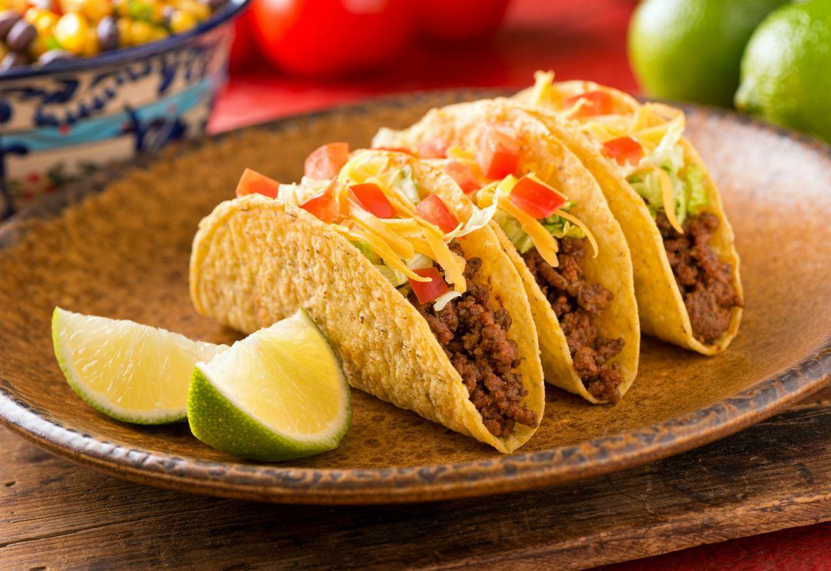 Ricetta Originale Tortillas Messicane.Tacos La Ricetta Originale Delle Tortilla Messicane Melarossa