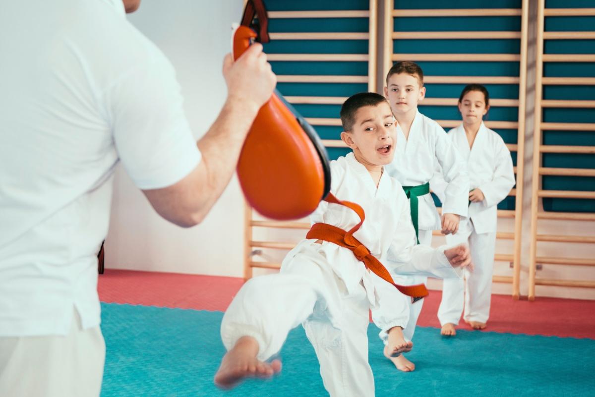 taekwondo: benefici