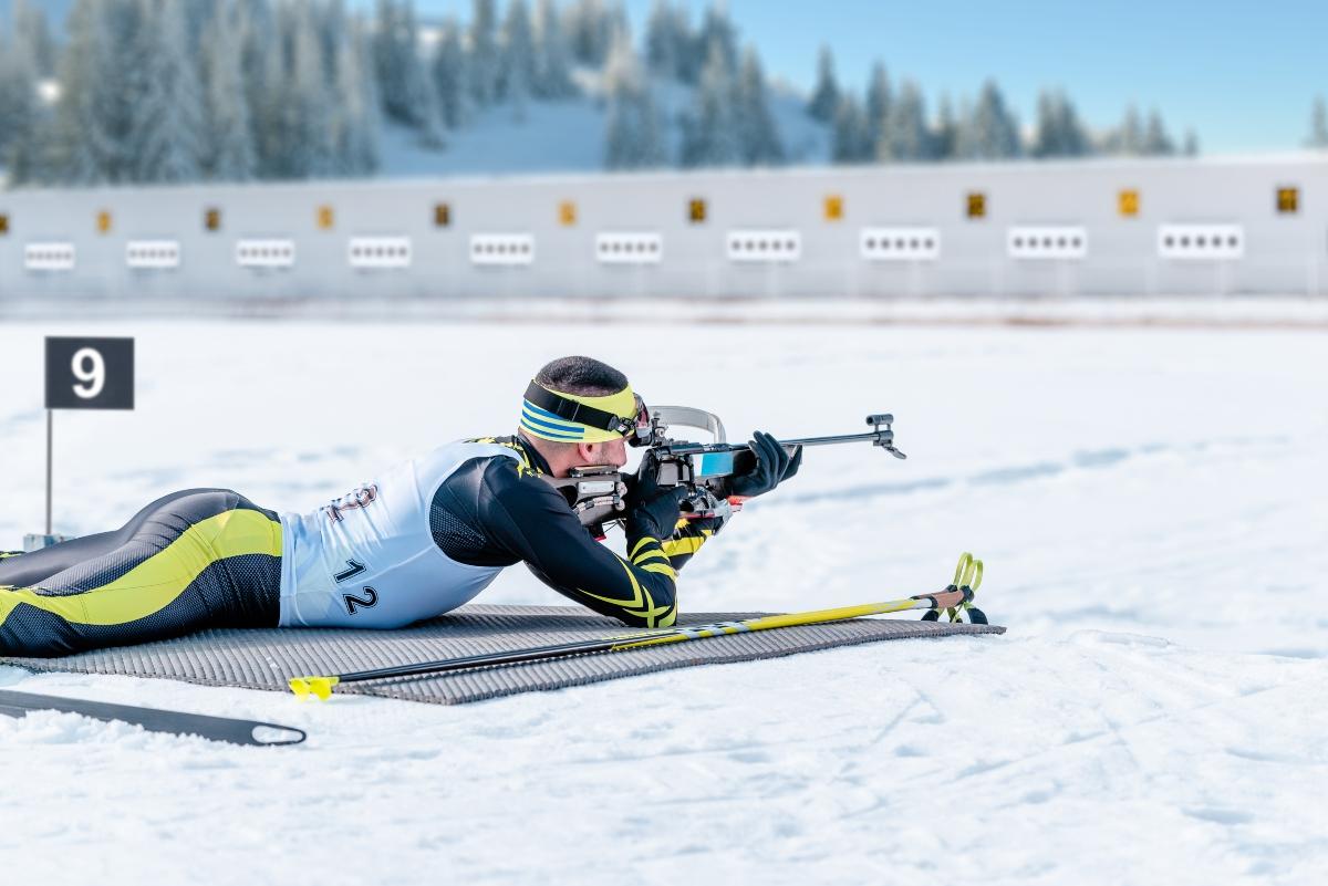 tiro a segno: biathlon