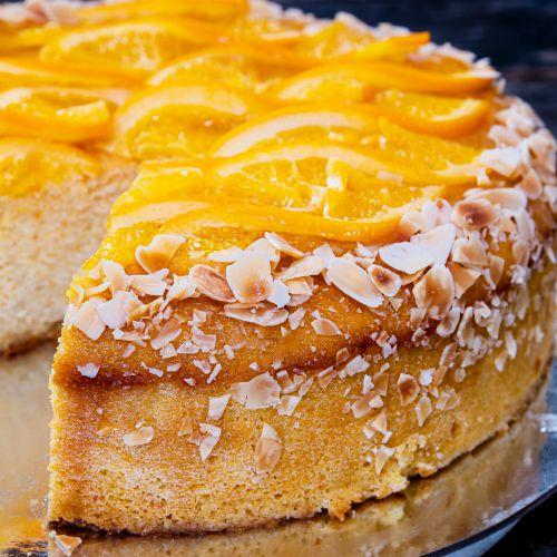 Torta all'arancia: ricetta
