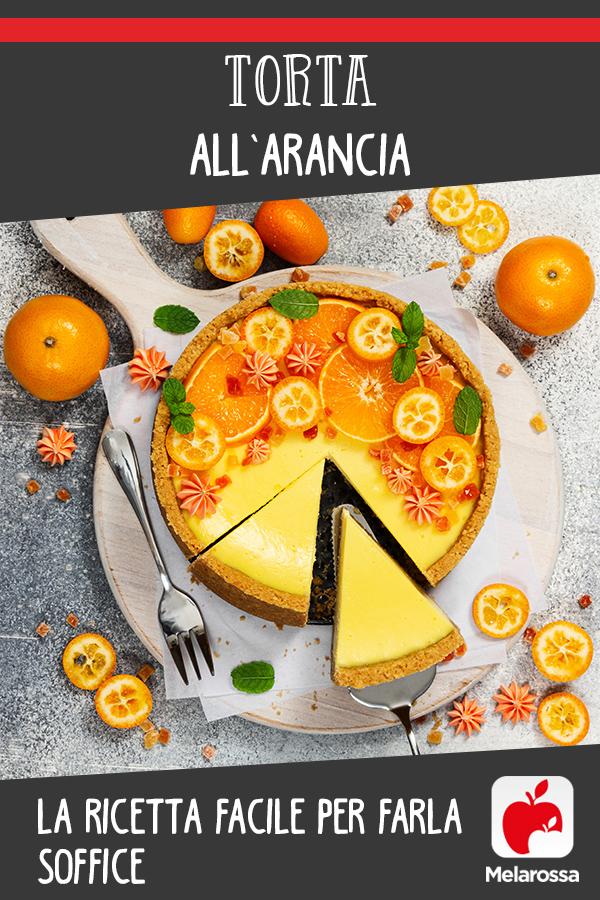 Torta all'arancia: Pinterest