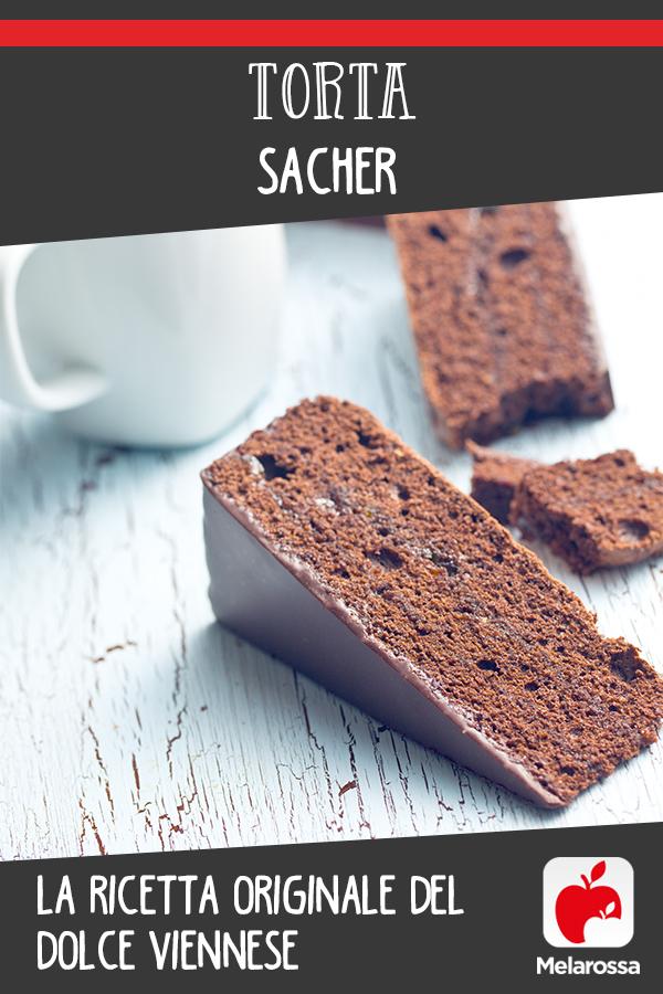 torta sacher: pinterest