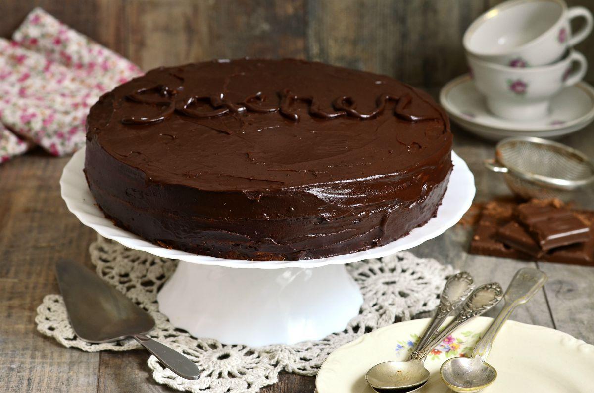 torta sacher: ricetta originale