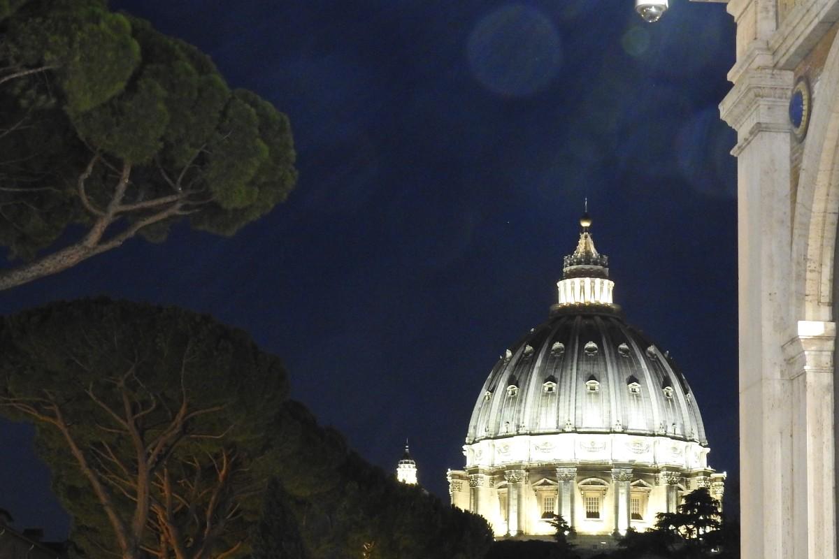Alla scoperta di Roma il cupolone