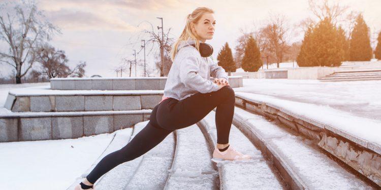 Fare sport al freddo aiuta a bruciare più calorie