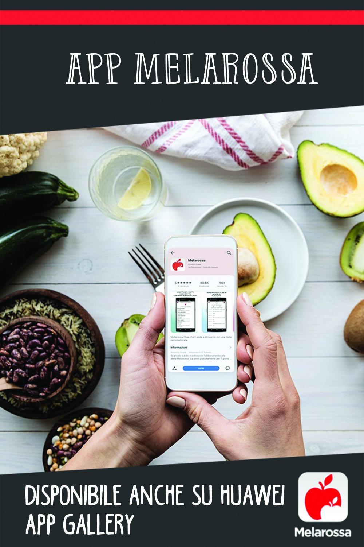 App Melarossa per Huawei