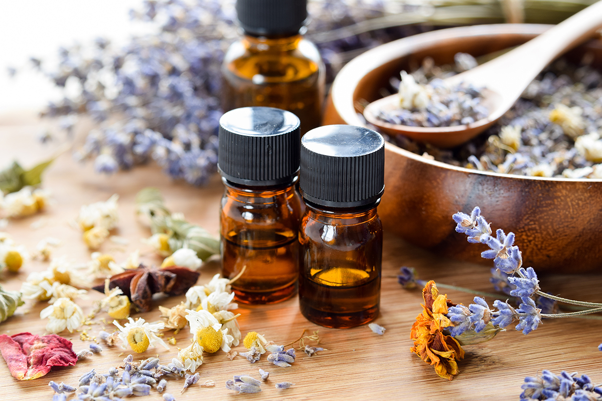 Aromaterapia benefici