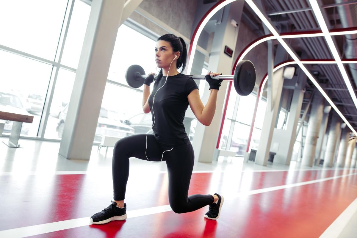 body pump: esercizi gambe da fare in casa