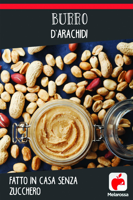 Burro d'arachidi fatto in casa