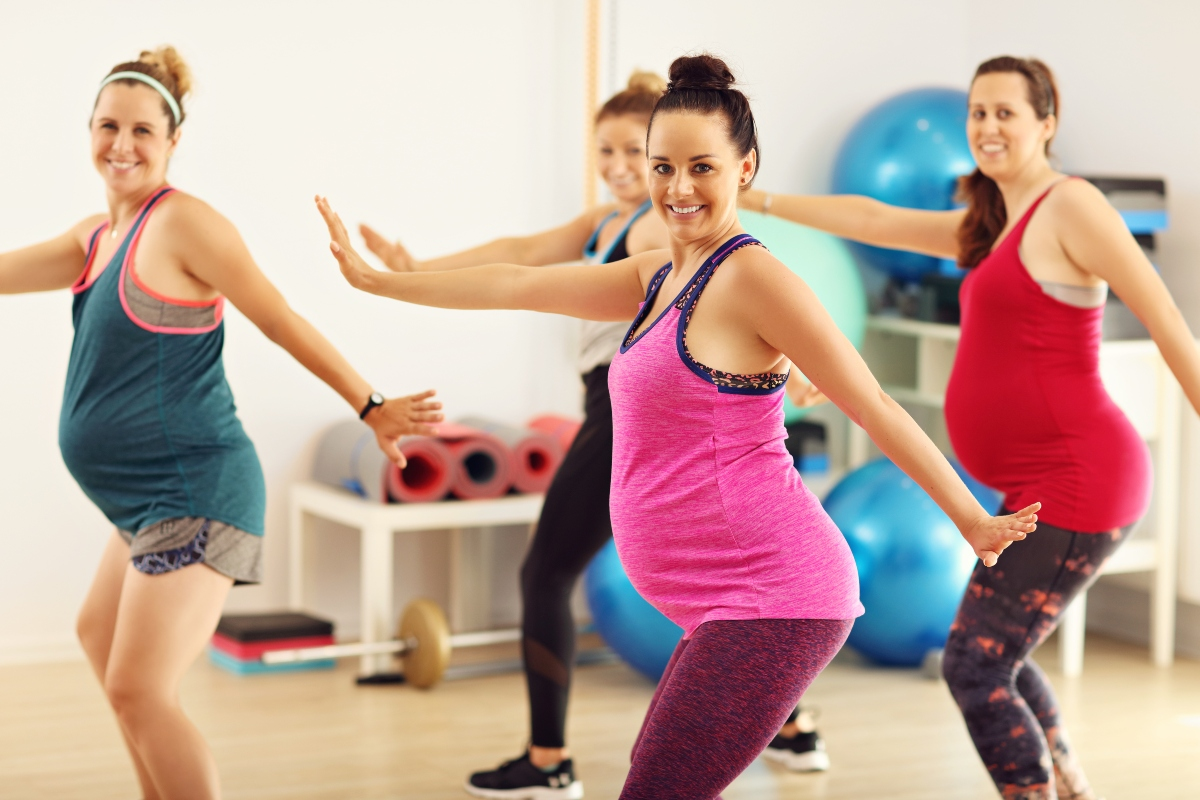 danza del ventre: benefici in gravidanza