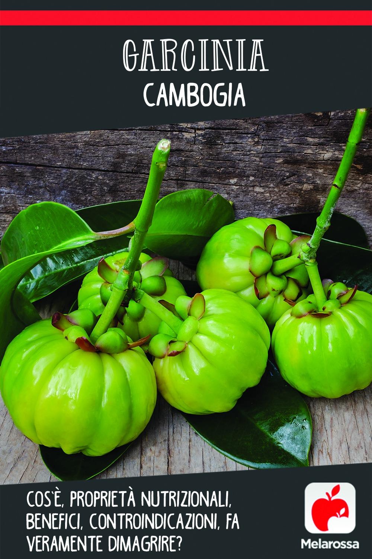garcinia cambogia fa veramente dimagrire?