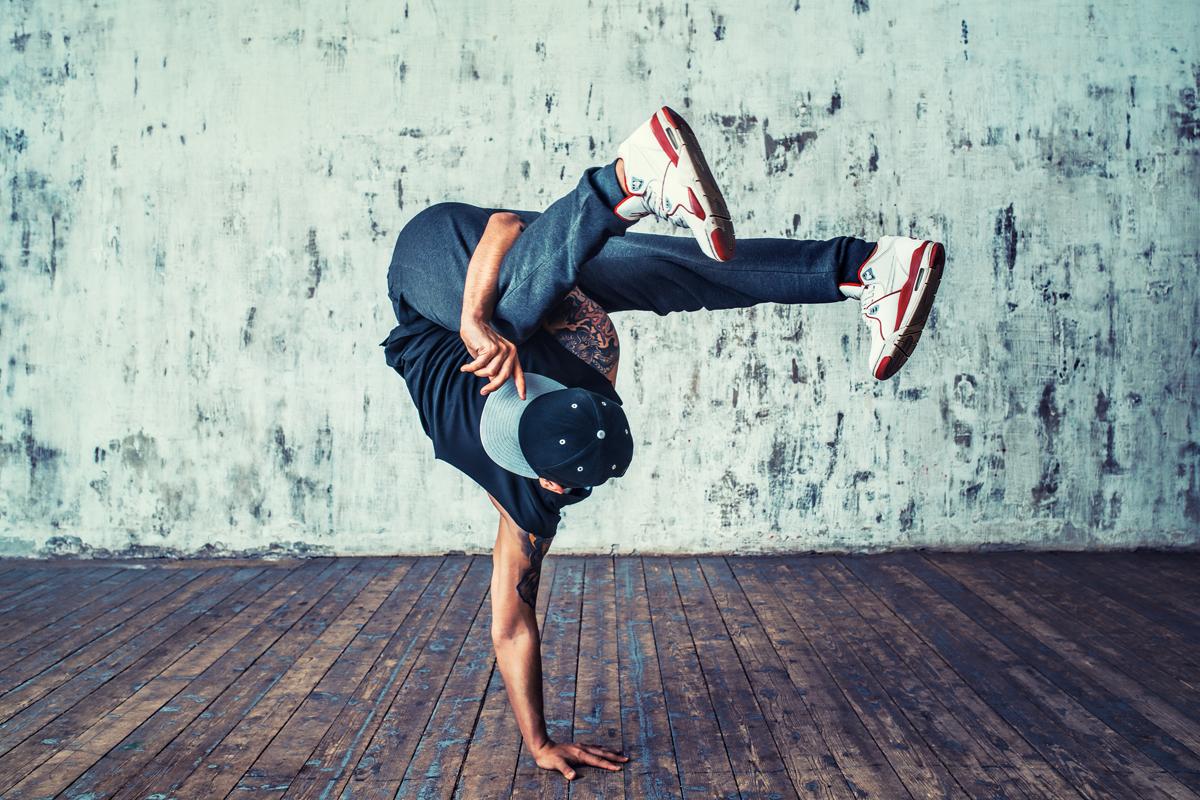 La danza hip hop nasce come forma di espressione, di libertà e condivisione