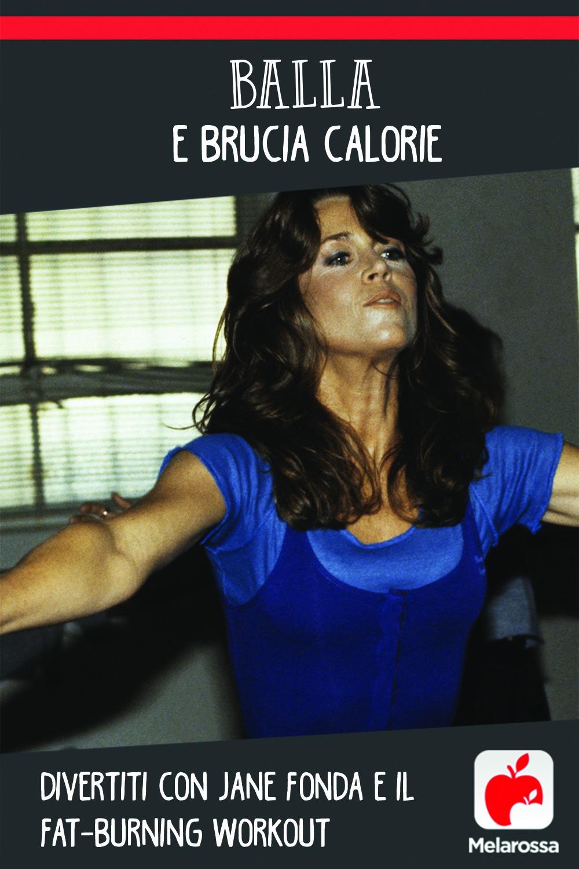 Workout dance con Jane Fonda