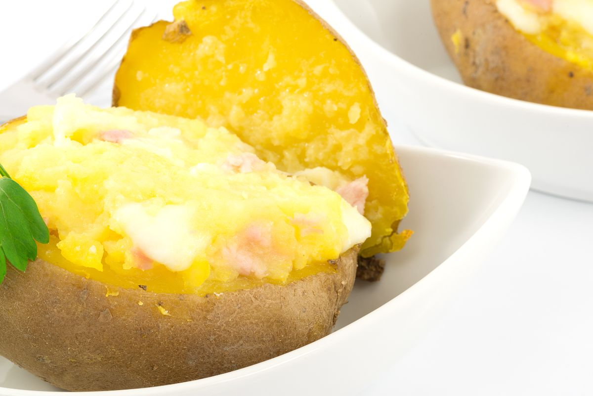patate al cartoccio semplici