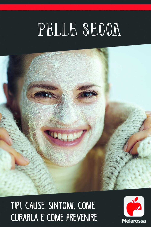 trattamenti per la pelle secca