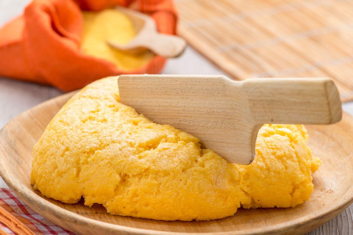 polenta concia: ingredienti